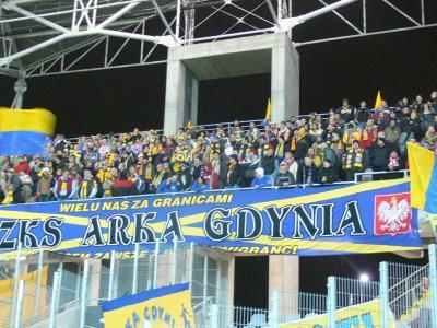 Korona Kielce - Arka Gdynia