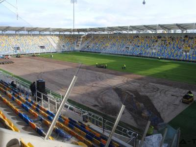 Dzień otwarty stadionu