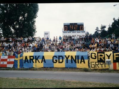 Bałtyk Gdynia - Arka Gdynia