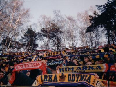 Arka Gdynia - Górnik Zabrze