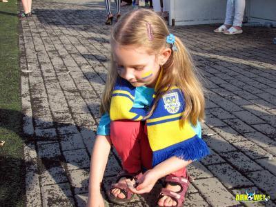 Żółto-Niebieski Dzień Dziecka 2013