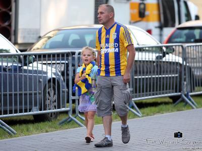 Arka Gdynia - GKS Katowice / fot. Wojciech Szymański