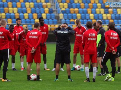 Trening FC Midtjylland