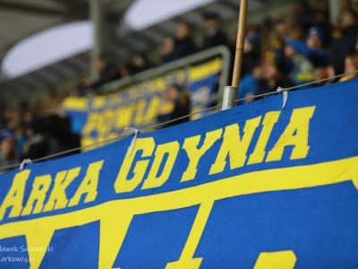 Arka Gdynia - Wisła Płock